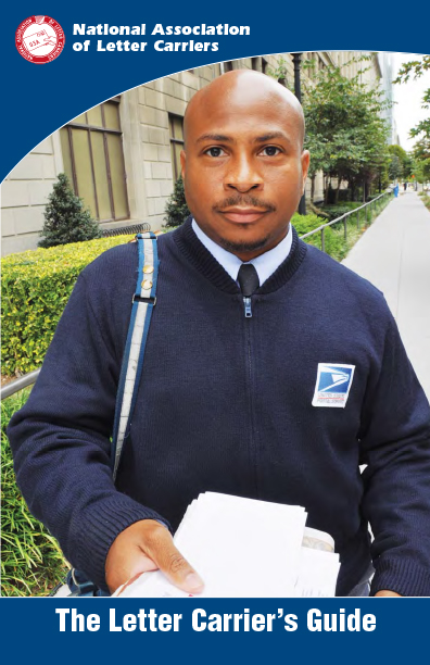 NALC Letter Carrier's Guide
