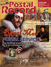 The Postal Record: January 2017 (Vol. 130, No. 1)