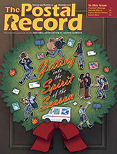 The Postal Record: December 2017 (Vol. 130, No. 12)